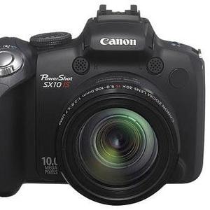 Срочно продам фотоаппарат Canon SX10 IS.