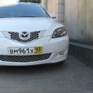 Продам автомобиль Mazda 3,  2008 г.в.