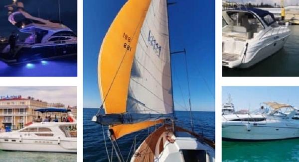 Sochi Charter - Аренда яхт и катеров в Сочи от 4000 руб
