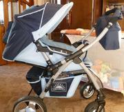 Продается коляска Infinity Comfort Lux