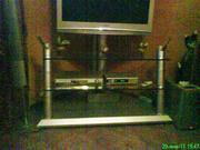 Продаётся стойка под телевизор стеклянная